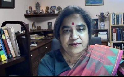 Philosophical Understanding of Gender and Personhood in the Mahabharata: Seminar Lecture by Prof. Ruth Vanita