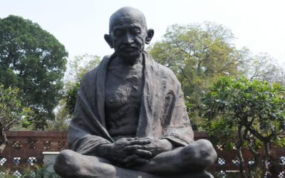 Turkey in Gandhi's anti-colonial struggle